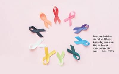 Ondersteun só Wêreldkankerdag